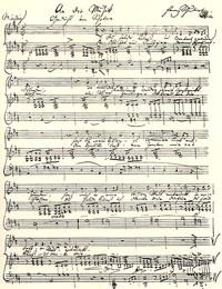 Lieder- und Klavierabend