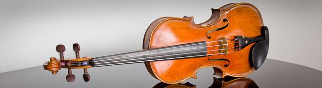 Unterricht in Violine bzw. Geige, Bratsche bzw. Viola in Köln