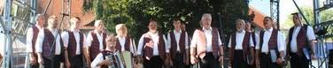 Chorleiter Ruslan Aliyev - MGV Kölsch Büllesbach