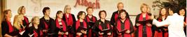 Chorleiter Ruslan Aliyev - Frauenenchor Melodia Asbach